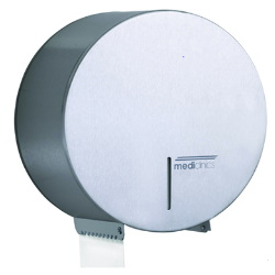 Mediclinics podajnik papieru toaletowego, duży rozmiar PR0787CS