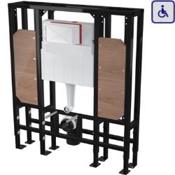 Podtynkowy system instalacyjny rama do suchej zabudowy dla osób o ograniczonej sprawności ruchowej ALCOAM116/1300H