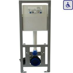Podtynkowy system instalacyjny do WC AKCM400