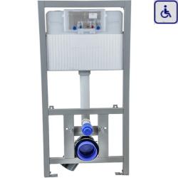 Podtynkowy system instalacyjny do WC AKCM500