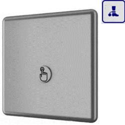 System spłukiwania toalet wykorzystujący ciśnienie z sieci o podwyższonym stopniu wandalizmu AKC14010