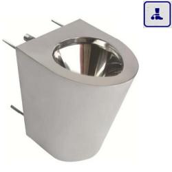 Toaleta o podwyższonym stopniu wandalizmu AKC13012.PM.S