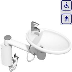 Umywalka mobilna z wysokością stałą 40-41110