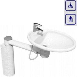 Umywalka mobilna z wysokością stałą 40-41120