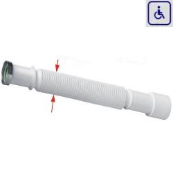 Syfon elastyczny umywalkowy dla osób niepełnosprawnych AK075