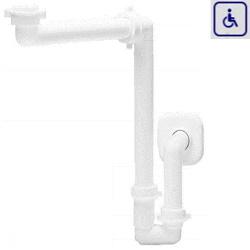 Syfon natynkowy umywalkowy dla osób niepełnosprawnych A1115