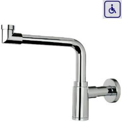 Syfon natynkowy umywalkowy dla osób niepełnosprawnych AKC916