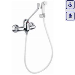 Zestaw bidetowy natynkowy termostatyczny z słuchawką bidetką i uchwytem lekarskim 09024