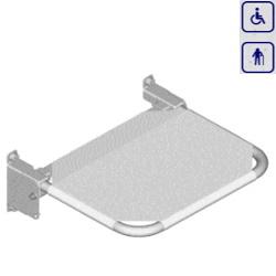Kompaktowe siedzisko prysznicowe składane LI220101