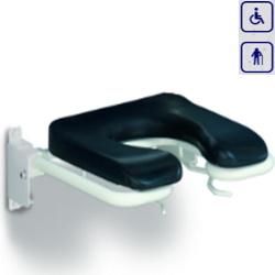 Miękkie siedzisko prysznicowe składane LI2221