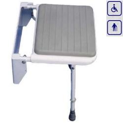 Siedzisko prysznicowe składane z nogami EB2