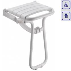 Siedzisko prysznicowe składane z podpórką FOLD 47630