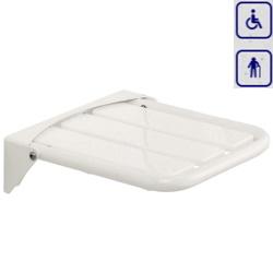Siedzisko prysznicowe składane z powierzchnią SOFT SPRSFB