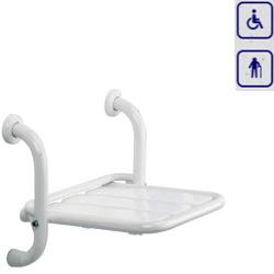 Siedzisko prysznicowe składane z powierzchnią SOFT SRDSFB