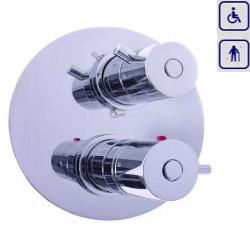 Bateria wannowa termostatyczna podtynkowa DT387
