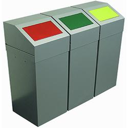 Kosz do segregacji śmieci 50L 65L AKC390124