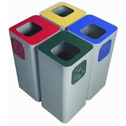 Kosz do segregacji śmieci 60L 100L AKC392003