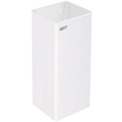 Mediclinics kosz sanitarny bez pokrywki biały 65L 80L PP1080