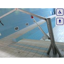 Podnośnik basenowy max obciążenie 150kg F150