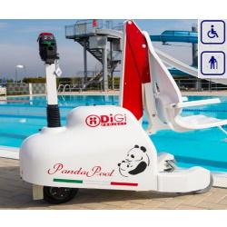 Podnośnik basenowy mobilny max obciążenie 145kg PANDA