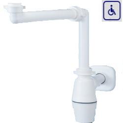 Syfon umywalkowy dla osób niepełnosprawnych AKC0011
