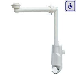 Syfon umywalkowy dla osób niepełnosprawnych AKC827401