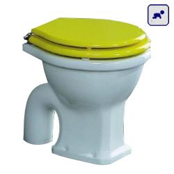 Miska stojąca WC dla dzieci z odpływem pionowym AKC18650002K