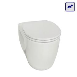 Miska stojącą WC dla dzieci z odpływem pionowym AKC18651002V