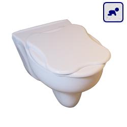 Miska wisząca WC dla dzieci AKCMINI40004