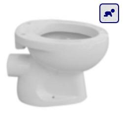 Miska stojąca WC dla dzieci z odpływem poziomym NEUTRO AKCE400M
