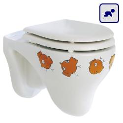 Miska wisząca WC dla dzieci AKCB44CAD02