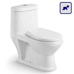 WC kompakt dla dzieci AKCKT.0051