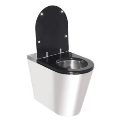 Toaleta stojąca dla dzieci ze stali nierdzewnej AKC13014.B / S