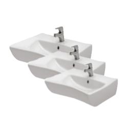 Umywalki ergonomiczne