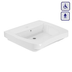 Umywalka wisząca dla niepełnosprawnych AKC52601