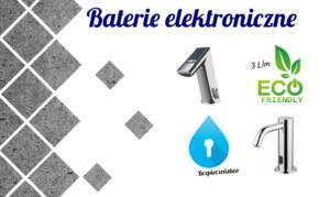 Baterie elektroniczne