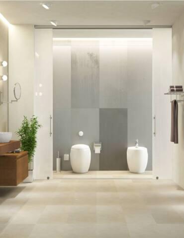 Łazienka w hotelu-2